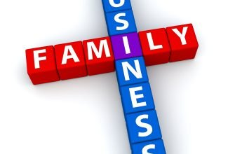 family and business intersect