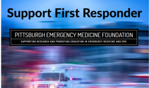 support first responders