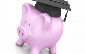 piggy bank graduate
