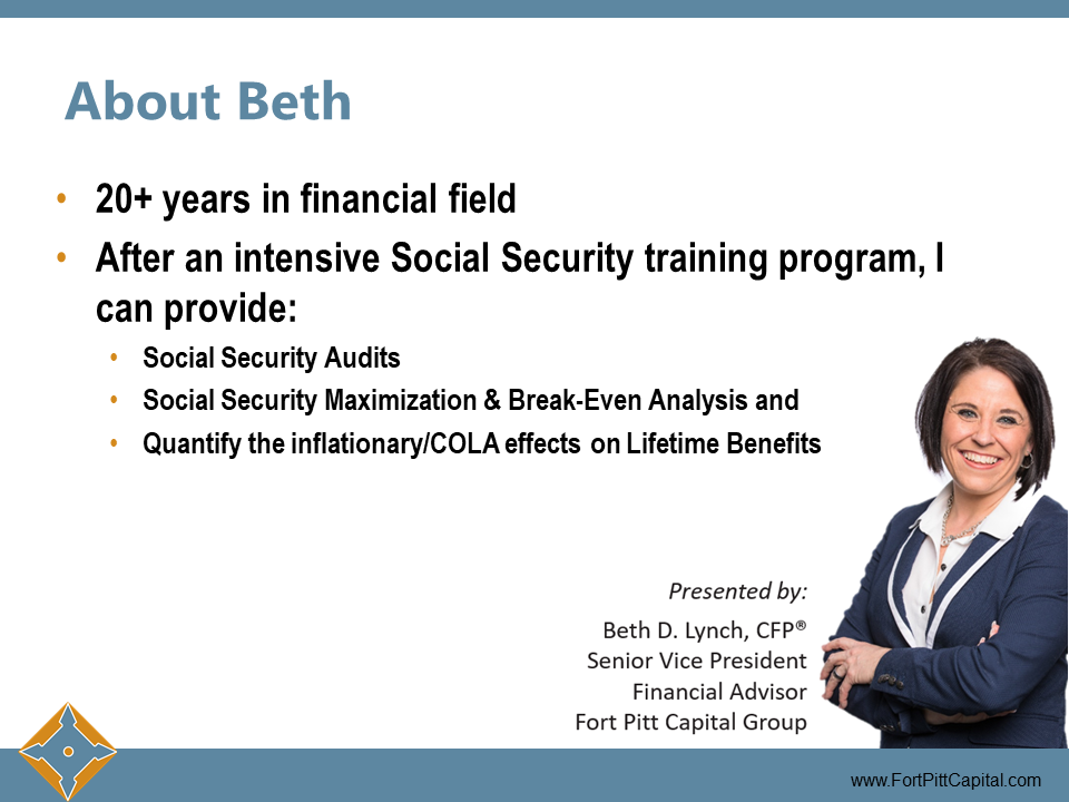 About Beth Lynch, CFP
