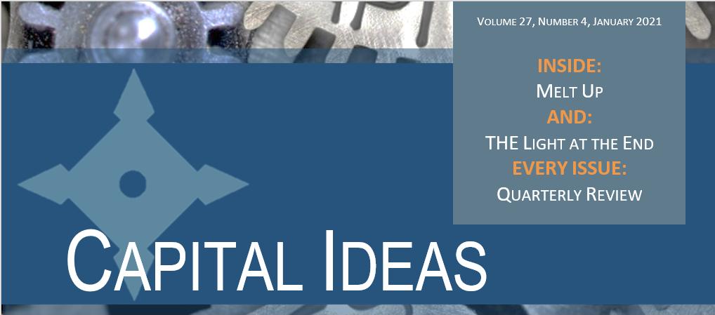 Quarterly Newsletter 4th Quarter 2020