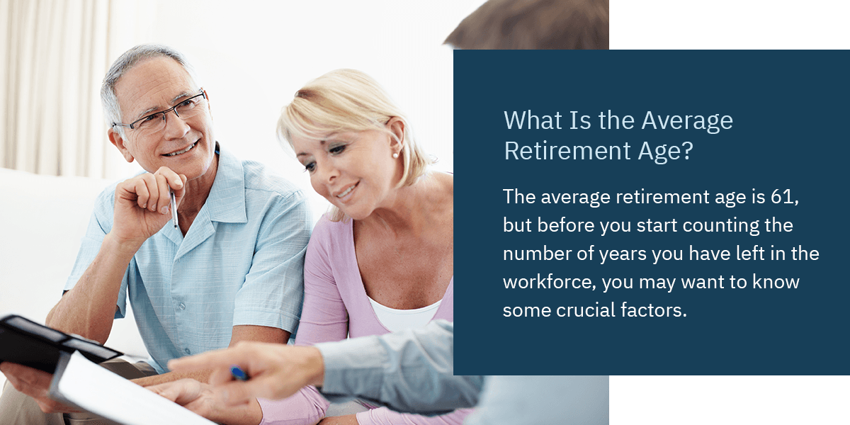 What Is the Average Retirement Age