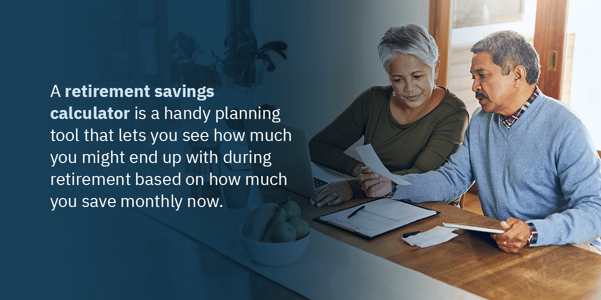 What Is a Retirement Savings Calculator For