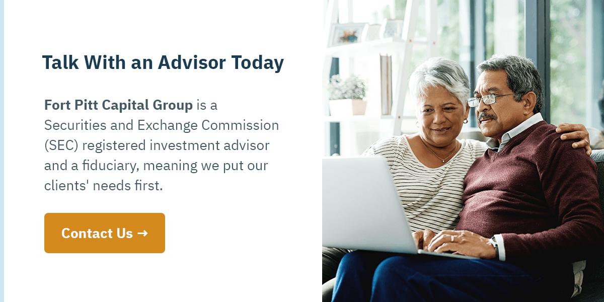 Talk With an Advisor